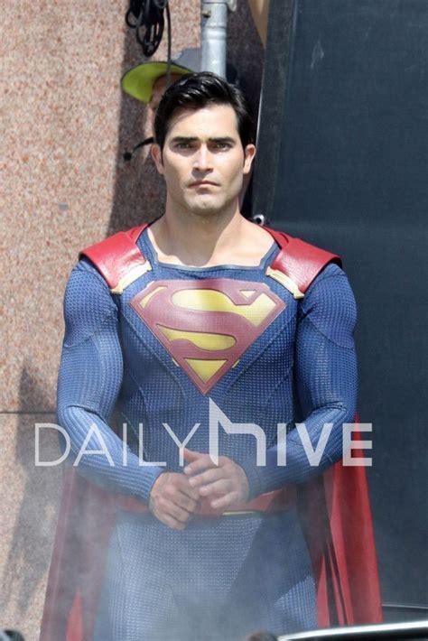 tyler hoechlin suits   superman