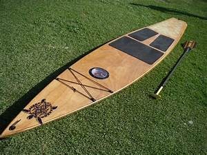 Jobbers  Wood Stand Up Paddle Board Plans