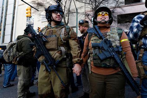 virginia gun rally activists gather  richmond protest