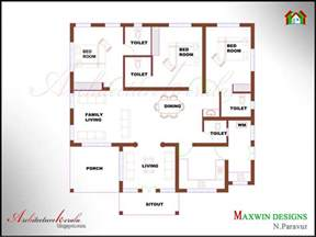 single level home plans 3 bhk single floor kerala house plan and elevation architecture kerala