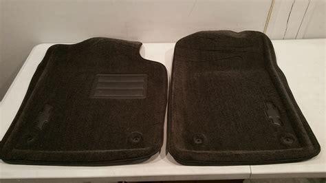 floor mats for z71 new oem 2013 2014 chevy silverado carpet front floor mats ebony black 19155771 ebay