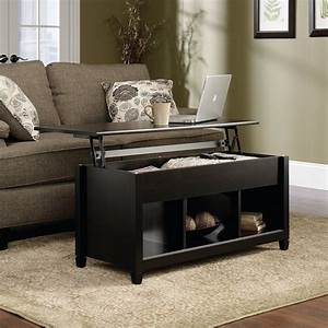 Zimtown, Lift, Up, Top, Coffee, Table, With, Hidden, Compartment, End, Rectangle, Table, Storage, Space