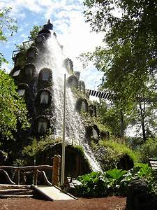 Travel Spotting  The Magic Mountain Hotel In Chile
