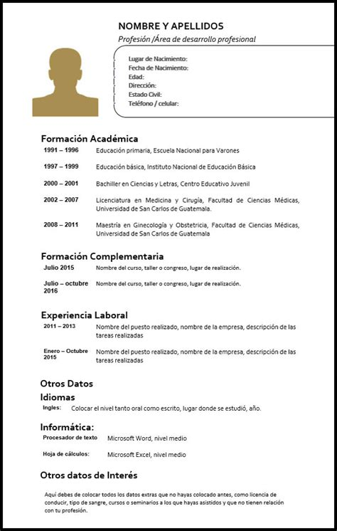 Como Hacer Un Curriculum Vitae. Resume Help Perth. Curriculum Vitae Formal Formato Word. Curriculum Vitae Pour Infirmiere. Kpmg Consulting Cover Letter. Letter Of Application About Yourself. Cover Letter For Mechanical Engineering Trainee. Word Letter Template To Whom It May Concern. Objective For Resume Waitress