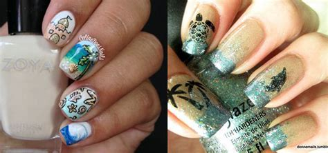 15 Cool Summer Nail Art Designs, Ideas, Trends & Stickers