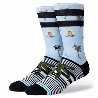 Aloha Monkey Stance Sokken Sock Socks Staples