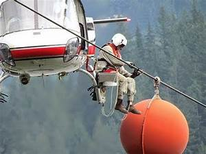 Extreme Jobs - High Voltage Power Line Inspection - YouTube