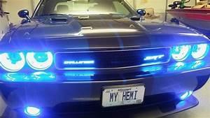 Illuminated Challenger Badge