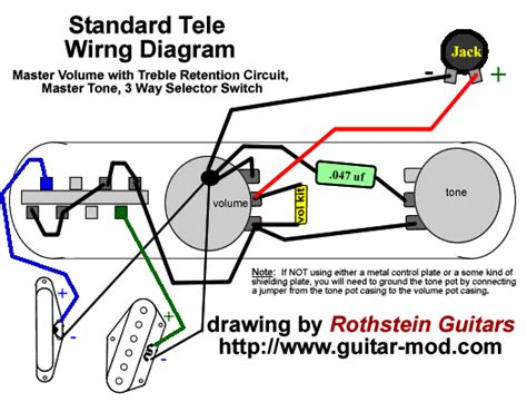 wire  switch   fender telecaster ehow uk