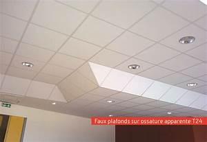 Faire Un Faux Plafond : faux plafonds ~ Premium-room.com Idées de Décoration