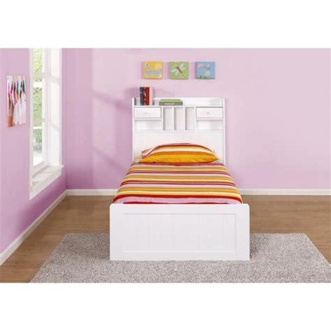 chambre design pas cher lit avec rangement integre pas cher maison design