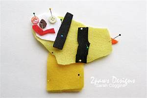bumble bee finger puppet With bee finger puppet template
