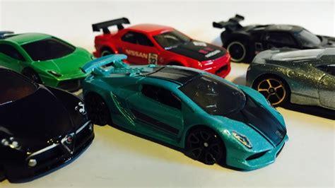 Hot Wheels Super Car Tournament 8
