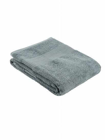 Bath Towel Slate Plush Organic Rug Cotton