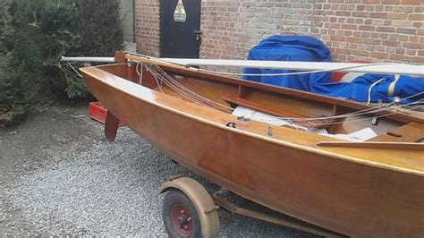 Sailing Boat Auctions by Classic Sailing Boat Vaurien Catawiki