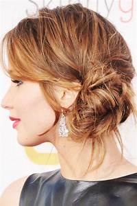 Best Jennifer Lawrence39s Different Hairstyles Women