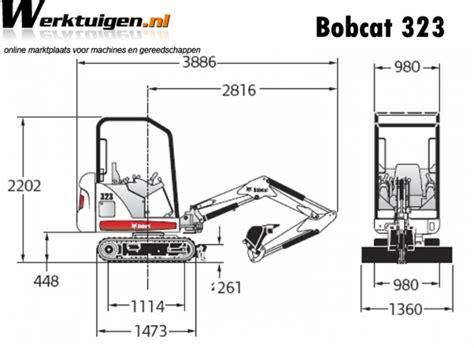 bobcat  bobcat machinery specifications