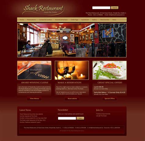 cuisine site web design review 2011