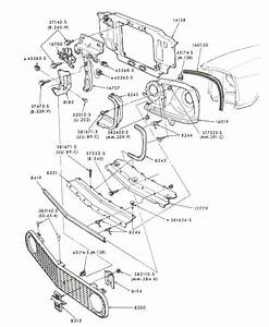 1972 Mustang Body Information