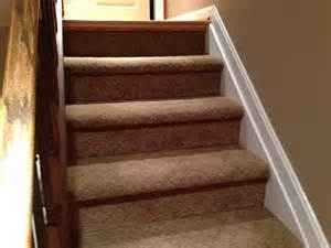 Carpet To Hardwood Stairs by Carpeted Stairs Gaithersburg Carpet Store Rockville