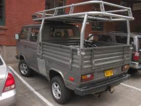 Transporter 4x4 : custom syncro transporter with crazy rear rack vanagon hacks mods ~ Gottalentnigeria.com Avis de Voitures