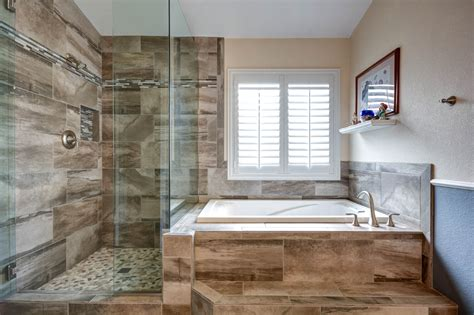 Bathroom Shower Remodel Ideas by Bathroom Gallery Lv Remodel Construction