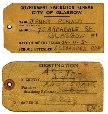 evacuation world war ii