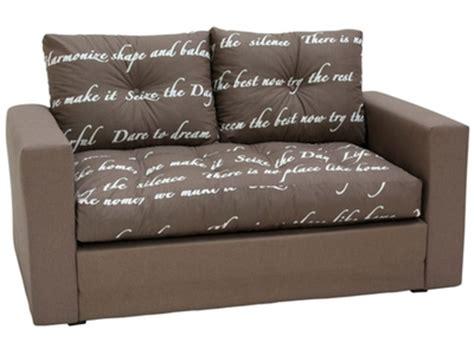 canapé convertible largeur 140 banquettes lits et clic clac design pour votre salon