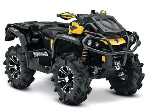 2013 Can-am Outlander Xmr 1000 Pictures