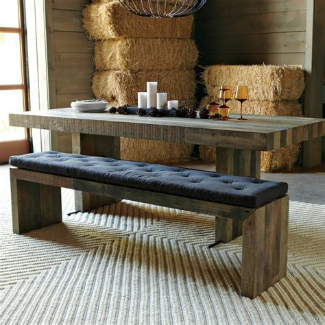 dining room set with bench 100 unikale ideen für sitzecke in der küche archzine