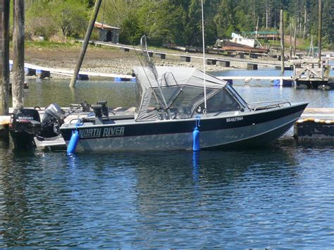 North River Boats Prince George by 2006 North River Seahawk Aluminum Fishing Boat Outside