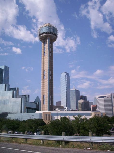 quot observation tower quot in downtown dallas that s easily