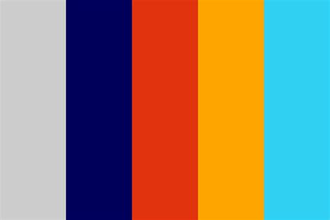 Baby Boy Color Palette