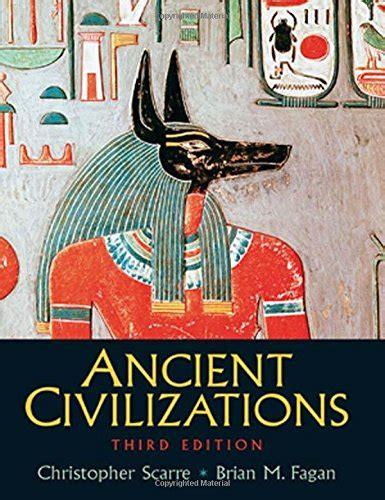 ancient civilizations book published august