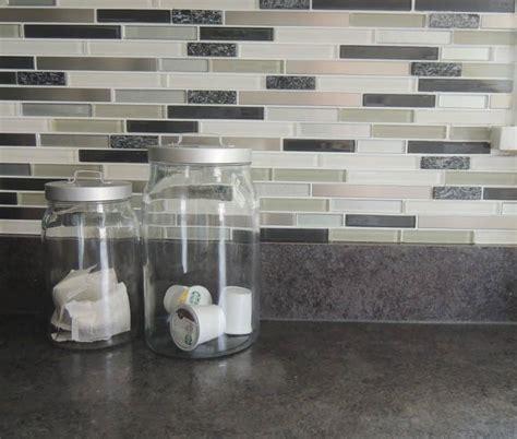 DIY Peel & Stick Kitchen Backsplash   Wife in Progress