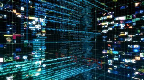 digital technology tnterface  ultrahd wallpaper