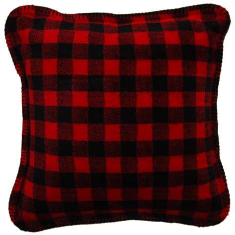 buffalo check blanket canada denali home buffalo check plaid 18 quot throw pillow 616798