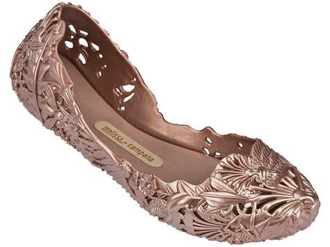 melissa shoes  campana ss barroca collection shoeography