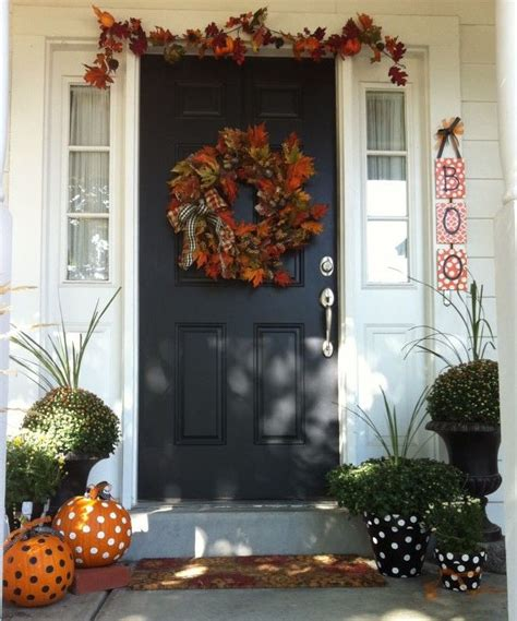 front porch fall decorations my fall front porch decorations craft ideas pinterest