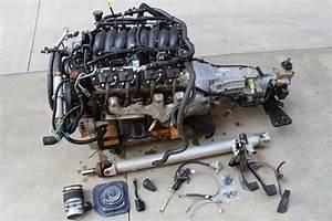 2002 Camaro Z28 5 7l Ls1 Engine W   T56 6 Speed Manual