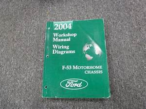 2004 Ford F53 Motorhome Chassis Electrical Wiring Diagrams