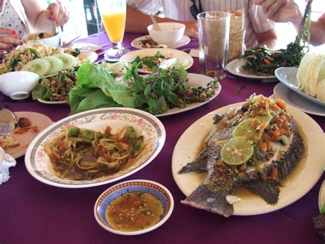 cuisine laos traditional lao food