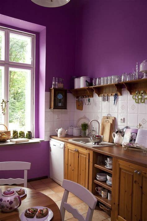 peinture cuisine bois peinture cuisine et combinaisons de couleurs en 57 idées