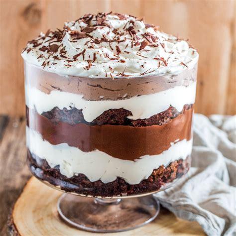cuisine dessert brownie trifle 39 s cuisine