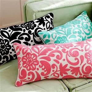 The glam lamb pb teen39s got some cute pillows for Cute lumbar pillows