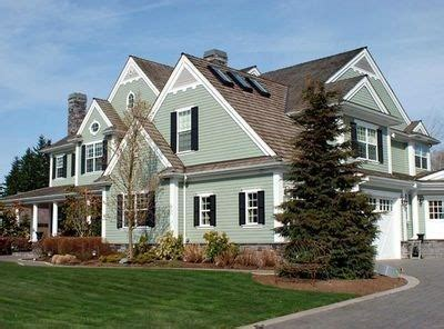 53 exterior paint colors for house with brown roof godiygo