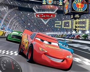 Disney Cars 2 HD Wallpaper For IPad Mini 3 Cartoons