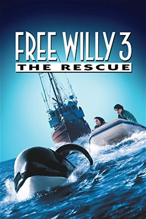 Amazon.com: Free Willy 3: The Rescue (1997): Jason James
