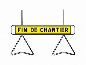 Fin De Chantier : panneau type k2 fin de chantier 526401 contact ~ Mglfilm.com Idées de Décoration