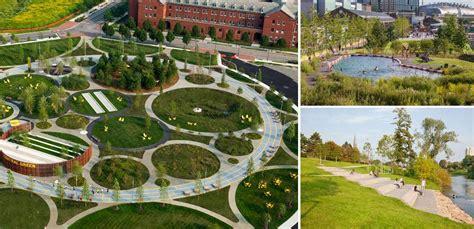 top  landscape architecture projects